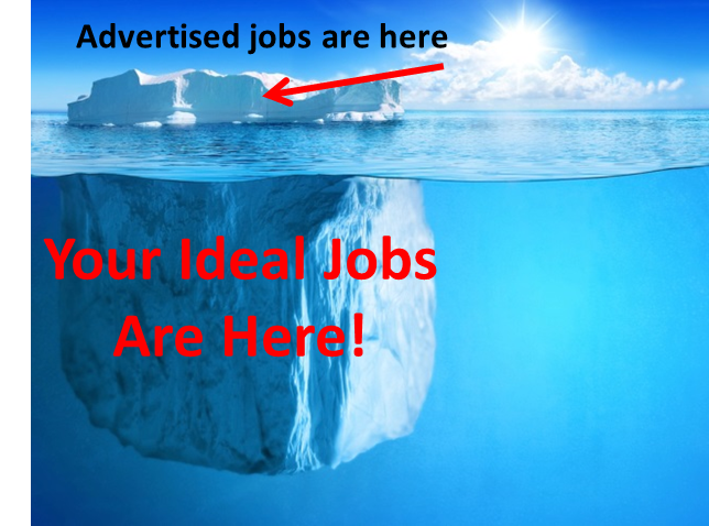 61 tips to find hidden and unpublicized jobs
