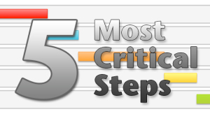 5 Critical Steps You Must Take Before Approaching Job Market